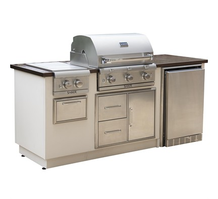 Saber EZ Outdoor Kitchen
