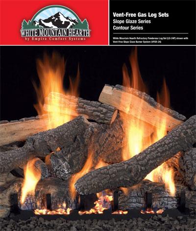 White Mountain Hearth Gas Logs Catalog